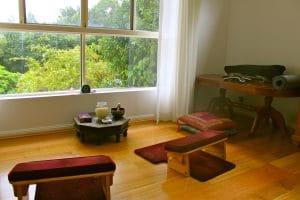 Meditation Healing Environments