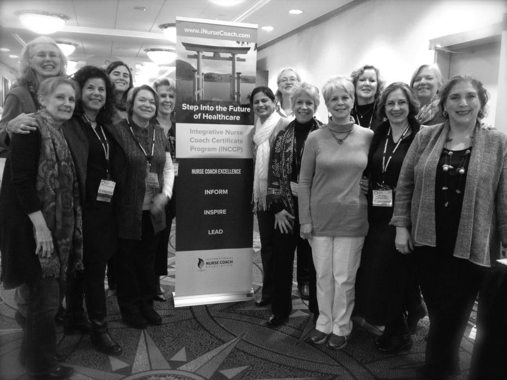 Integrative Nurse Coaches at the Integrative Healthcare Symposium 2012