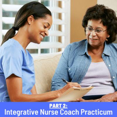 integrative nurse coach practicum