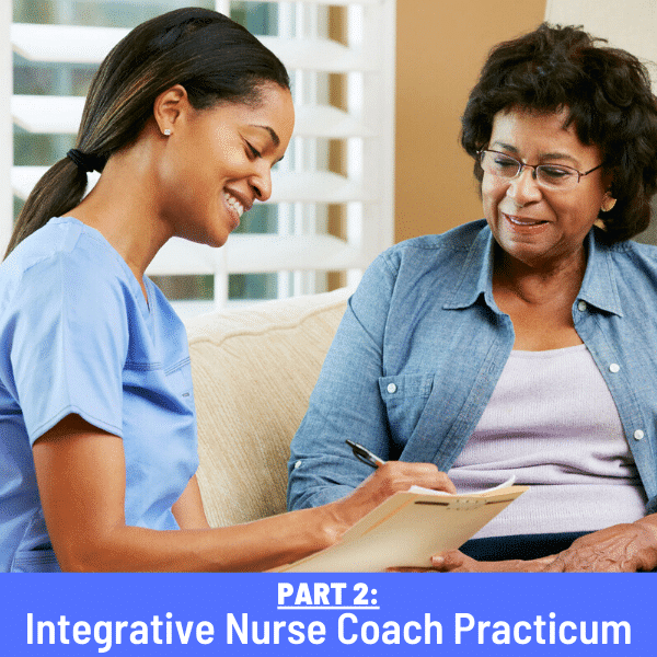 integrative nurse coach practicum