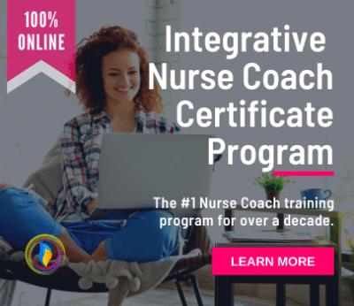 integrative nurse coach certificate program