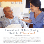 The Role Of The Nurse Coach