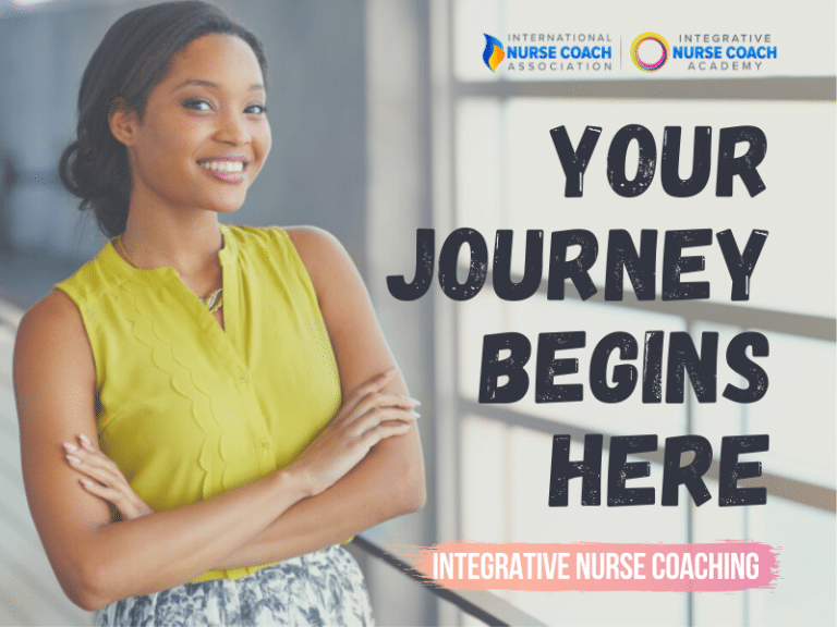 your nurse coach journey links