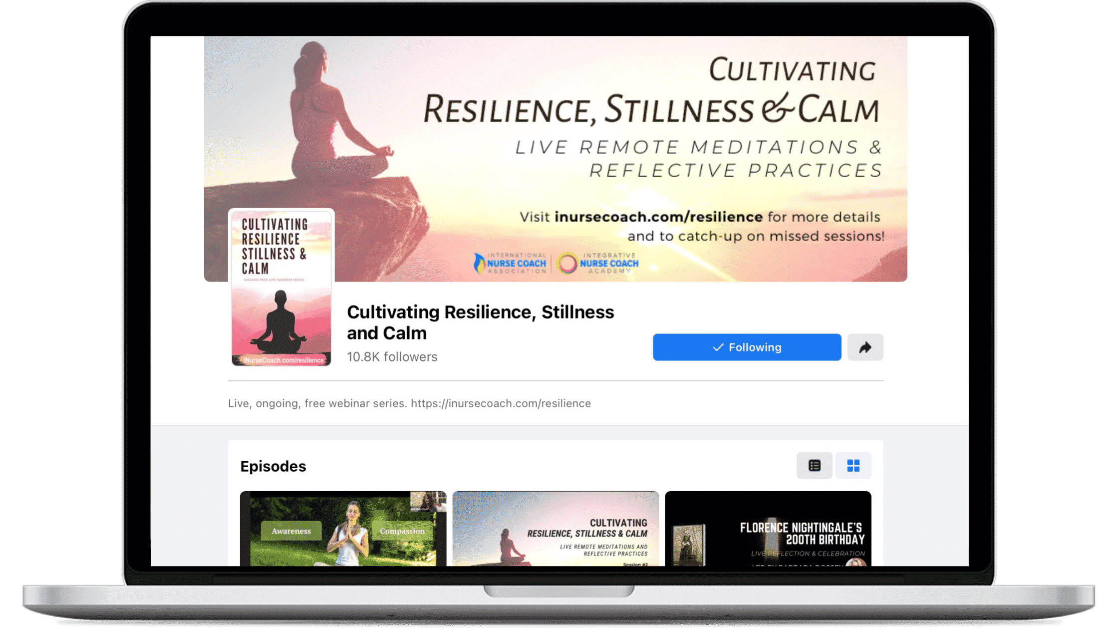 Resilience Page