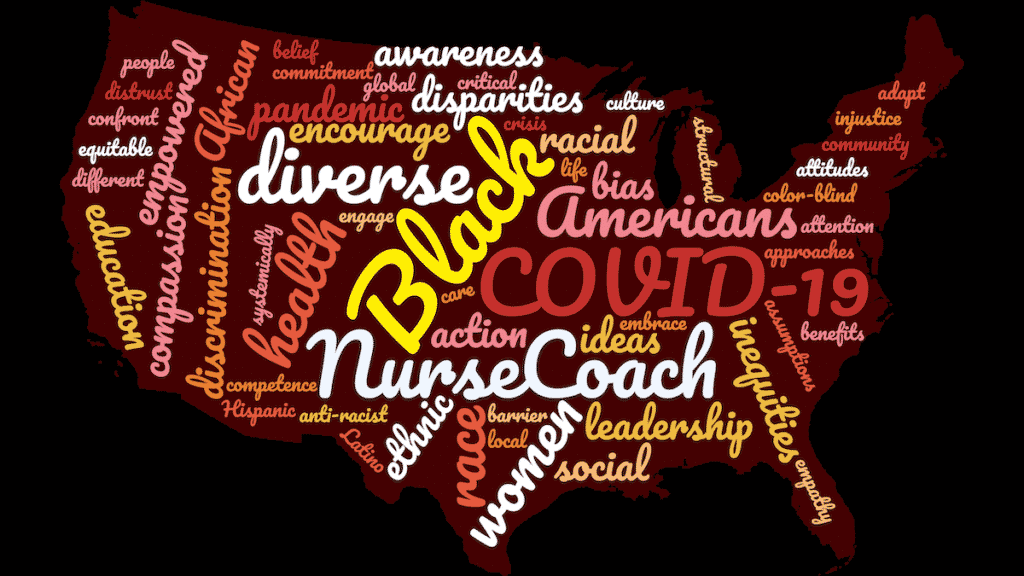 Culturally Competent Care Wordcloud