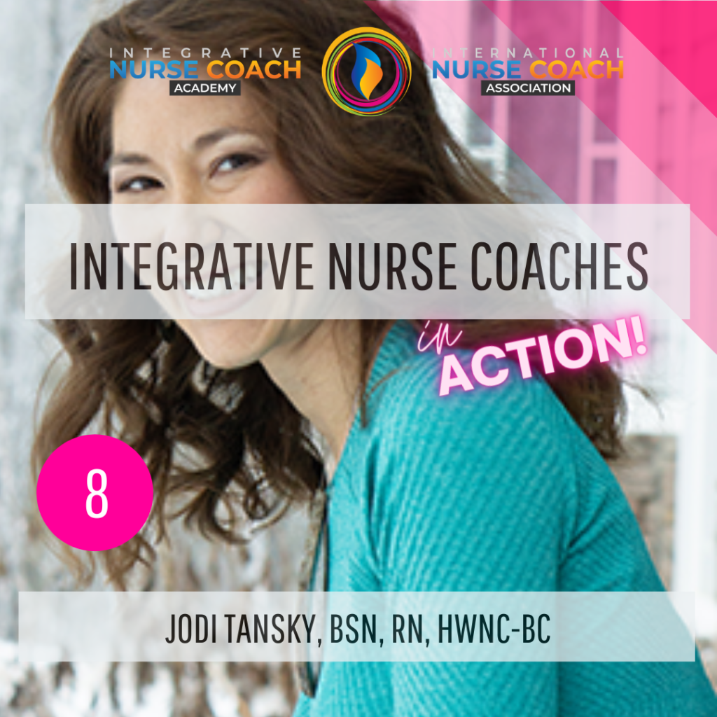 Jodi Tansky INC Action!