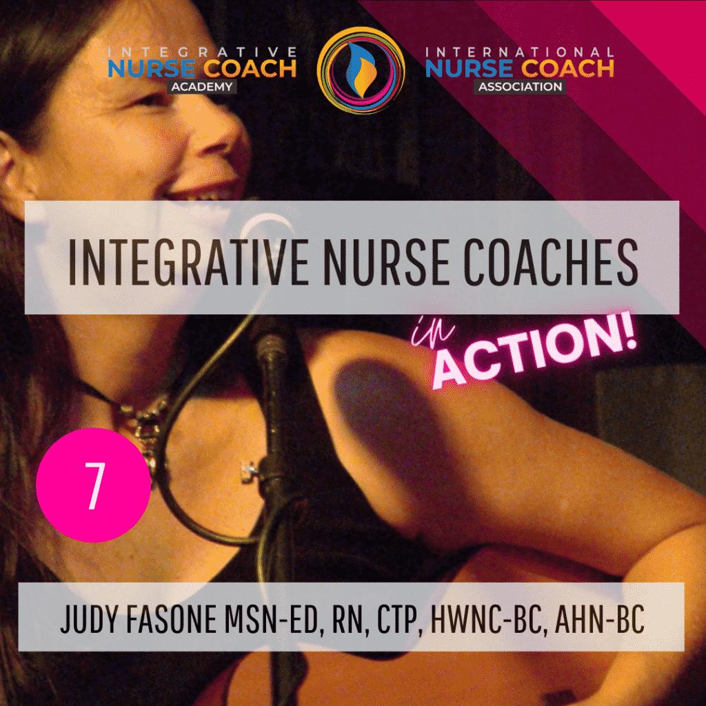 Judy Fasone INC in Action