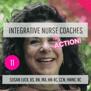 Susan Luck Headshot Environment