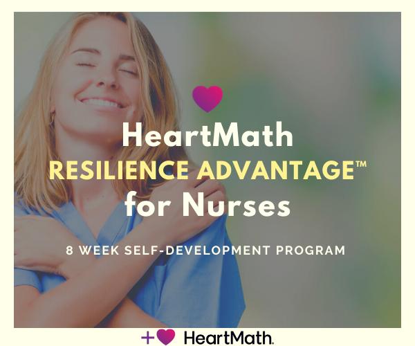 heartmath resilience advantage