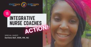 Darlene Bell Nurse Coach Entrepreneur